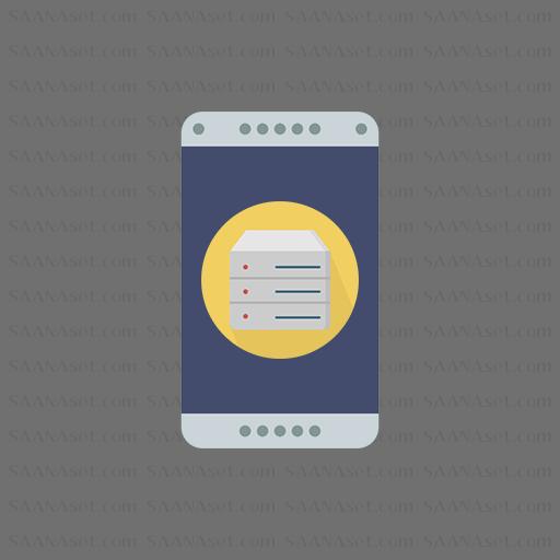 اتصال به vps با موبایل | ساناست
