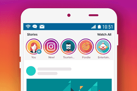 آموزش فعالسازی لینک استوری اینستاگرام در ۲ روز