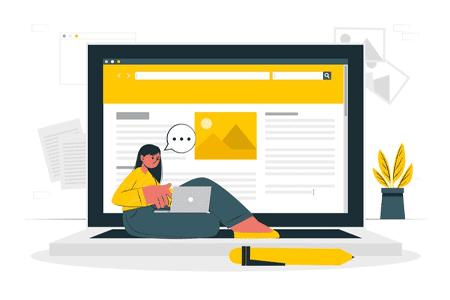 ایده تولید محتوا برای سایت و وبلاگ - ساناست