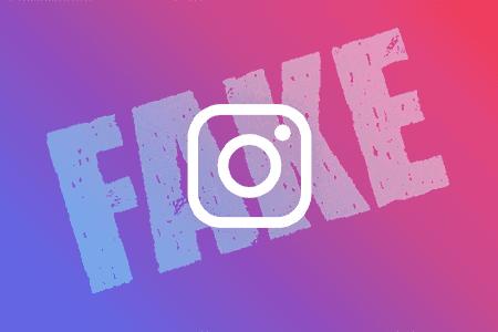 تشخیص فالوور فیک اینستاگرام - ساناست